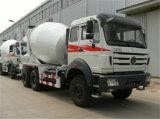 Beiben 9 Cbm Concrete Mixer Truck Cement Mixer Truck