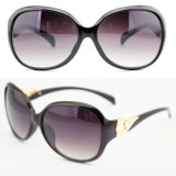High Quality Outdoor Leisure Fashion Sunglasses for Laydies (14304)