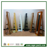 360 Degree Roating Jewelry Standing Cabinet with Dressing Mirror