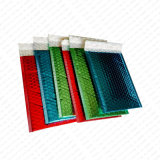 Colored Metallic Matte Bubble Mailers