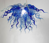 Blue Iron Chandelier LED Decorative Lighting (BGC2008)