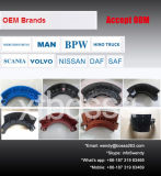 China Brake Shoe Manufacturer for Scania Truck Spare Parts