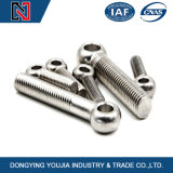 Top China Manufacturers Hardened Forged Screw Thread Eye Bolts
