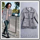 European Fashion Design Ladies Winter Wool Short Jacket