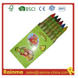 Color Wax Crayon for School Stationery