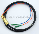 LC/APC-LC/APC Waterproof Optical Fiber Cable Pigtail
