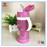 Skidproof Stainless Steel Vacuum Flask for Children