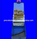 Straight Shank Drill Set (9PCS, 11PCS, 19PCS, 25PCS, 115PCS)