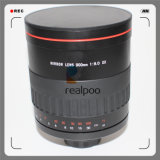 Factory Supply T Mount Adapter 900mm F/8 Camera Lens&Mirror Lens