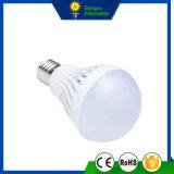 White Color5w Plastic Cheap LED Lamp Bulb Light