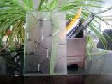 Clear Pattern Glass - Karachi 4mm