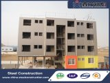 Steel Frame Multi Storey Prefab Apartments
