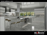 Welbom Silvery Two Pack High Gloss Big Kitchen Designs