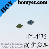 High quality Ultrathin Mini Switch/Tact Switch with 3*2.6*0.6mm 4pin SMD (HY-1176)