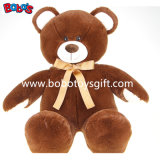 Softest Brown Baby Teddy Bear with Ribbon Be Promotional Gift