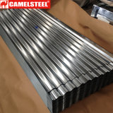 Z80 0.18mm Hot Dipped Galvanized Steel Corrugated Steel Roofing Sheet