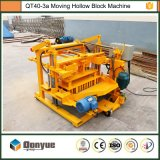 Hot Selling Qt40-3A Small Mobile Block Making Machine Prices