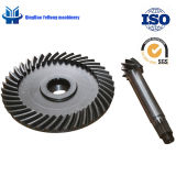 BS0170 7/40 Helical Gear Can Be Customized Gear Differential Spiral Bevel Gear