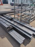 Welded Steel Pipe with High Quality Used for Steel Structure