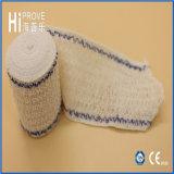 Unbleached Cotton Crepe Elastic Bandage/ Spandex Crepe Elastic Bandage