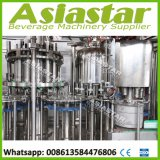3000bph 4-in-1 Automatic Hot Liquid Filling Machine Packaging Machine System