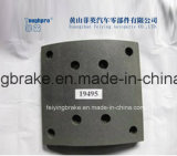 European Truck Brake Lining (WVA: 19495, BFMC: MP/32/2)