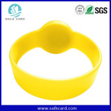Silicone NFC RFID Wristband