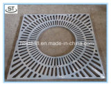 Ductile Iron Tree Grating for Export