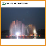 Musical Dancing Fountain in Central Park