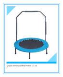 Sld. 38′′ Mini Trampoline with Handrail
