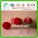 8mm Low Iron Ultra Clear Float Glass with Ce Certificate