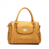Pure Color Designer Gorgeous Tote Handbags (MBNO038040)