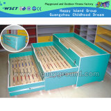 Luxury Kindergarten Furniture Bed for Children (HLD-2704)