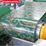 Flower Design Prepainted Color Coated Steel for Decoration Use