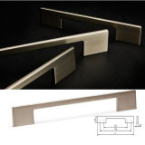 Modern Elegant Style Satin Chrome Drawer Pull Handles (Z092)