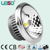 Retrofit High CRI 95ra 2300k LED AR111 for Professional Lighting
