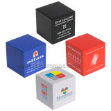 Custom Logo Health Care Gift PU Cube