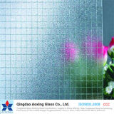 Wire Float/Toughened Pattern Glass for Home Decoration with Certification