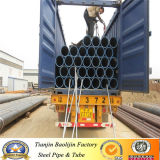 Psl1/Psl2 LSAW Longitudinal Welded Steel Pipe