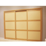 Oppein off-White Doors Sliding Built-in Wardrobe (OPY2010A-23#)