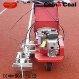 Hand-Push Hot Paint Machine Thermoplastic Road Line Marking Machine for Rubber Sports Field