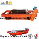 Self-Cleaning Permanent Magnetic Separator Forsugar Quartz Cement Mining Industry