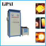 Ultrasonic Frequency 200kw Electromagnetic Induction Heating Hot Forging Machine