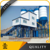 Hls90 Concrete Batching Plant Cement Mixing Plant Small Mixing Plant