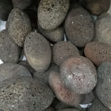 Landscaping Natural Oval Volcanic Stone
