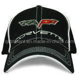 Stretchable Twill Full Size Embroidery Golf Baseball Cap (TRB049)