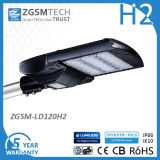 IP66 120W LED Parking Lot Light with Ce UL Approved