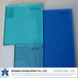 4mm 5mm 6mm 8mm Ocean Blue Reflective Glass