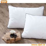 High Quality Duck Down Pillow with Double Piping Stitching (DPF060406)