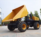 2ton Dumper Articulated Hydraulic Crawler Mini Tipper Truck
